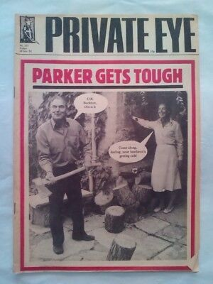 3 x Vintage 1980s PRIVATE EYE Magazine 29th Jan 1982 19th Nov 1982 22nd Oct 1982