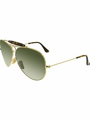 e653661d0a4 RAY BAN GREEN Classic G-15 Aviator Mens Sunglasses RB3138 181 62 ...