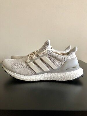 a98c54a3c1c677 ADIDAS ULTRABOOST LTD 1.0 Light Tan Cream Yeezy Og Hu Nmd R1 Boost 350 V2  Sz11.5