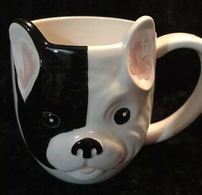 French Bulldog 18 Ounces Large Coffee Mug Cup Tea Cup