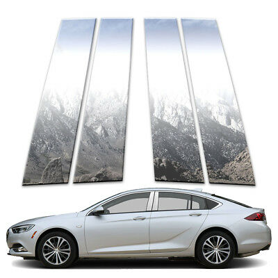 4p Pillar Post Covers fits 2018-2019 Buick Regal Sportback by Brighter Design
