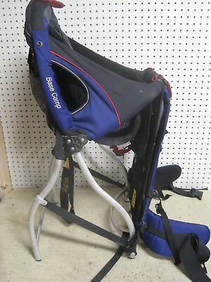 e16494eb7b9 Kelty Kids Base Camp Baby Child Toddler Infant Backpack Carrier Trail Hiking