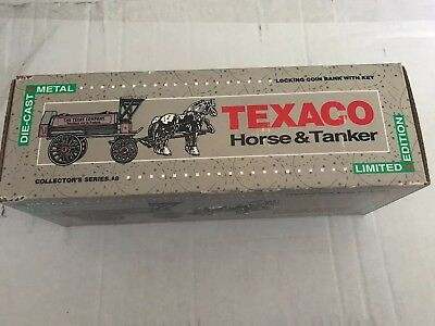 Texaco Horse And Tanker Bank