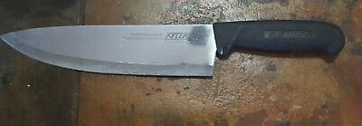 """12 Nella 14"""" Professional Grade Stainless Steel Chef's Knife, 8"""" Blade"""