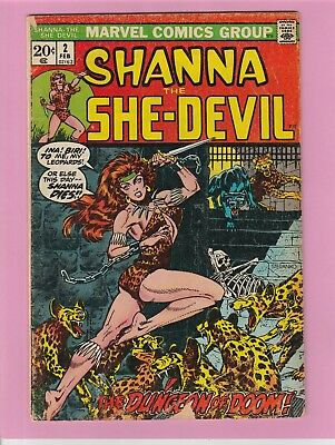 Shanna the She-Devil #2, working for S.H.I.E.L.D.