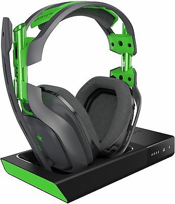 OpenBox ASTRO Gaming A50 Wireless Dolby Gaming Headset - Black/Green - Xbox One
