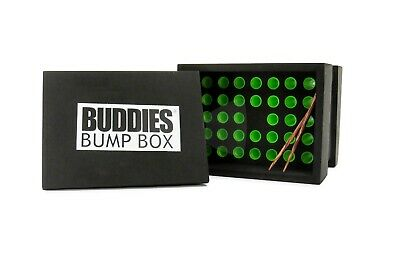Buddies Bump Box Filler 34 King Cones Filling Machine Loader Raw Jware 109mm