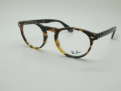 1b7933d89a NEW AUTHENTIC RAY Ban RB 5283 5608 Yellow Havana Black 47mm RX .
