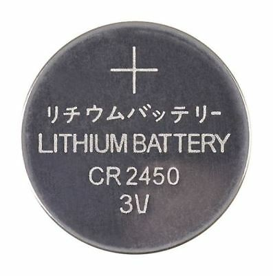 1-100 CR2450 3V Lithium Button Cell Coin Batteries 5004LC 2450 ECR2450 Melbourne
