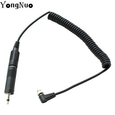 Yongnuo LS-PC635 Connector /Sync Cable For Yongnuo RF603 &Studio Flash
