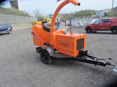 Timberwolf Tw190 Dh 7.5'' Woodchipper (Fast Tow)