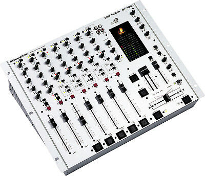 behringer pro mixer vmx1000usb 207 96 picclick Audio Interface reduced sale behringer dx 1000 pro mixer includes power adapter and user guide