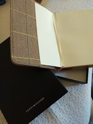 Tommy Hilfiger Classic Notepad, Diary, Great gift