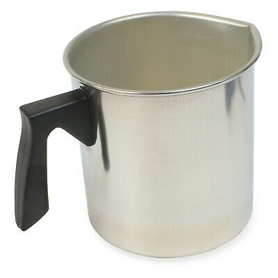 Candle Making Pot for Melting Wax & Soap - Small Aluminium Pitcher Jug