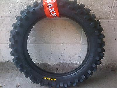 1x Maxxis Maxx Cross IT Pro 120/100-18 68M New Intermediate Motocross tyre