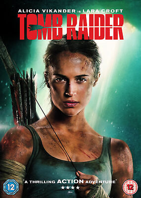 Tomb Raider [DVD] [2018] (DVD)