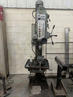 Wilton 2403 Single Spindle Direct Drive Geared Head Drill Press 28""