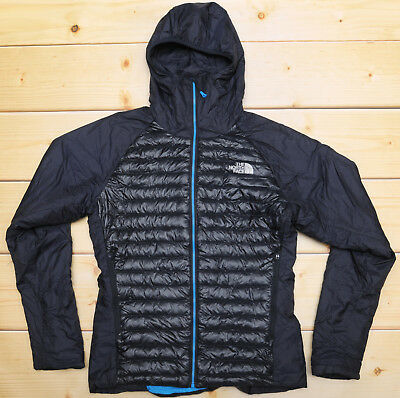 e453064b18 ... greece the north face verto prima hoodie 800 pro down hybrid mens navy  jacket s 6913d ...
