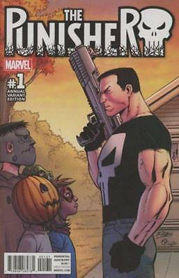 Punisher Annual #1 (Vol 11) Variant Cover by Ron Lim VFN
