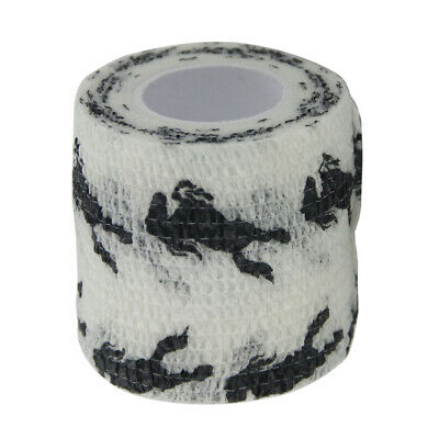 Elastic Cat Dog Pet First Aid Adhesive Bandage Tape Medical Care Wrap 4.5m