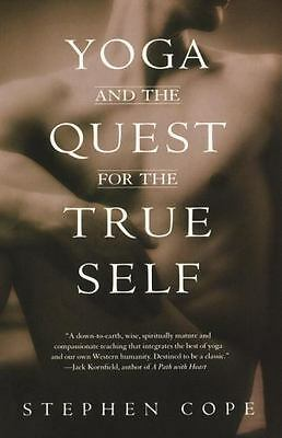 Yoga and the Quest for the True Self, Cope, Stephen, Acceptable Book