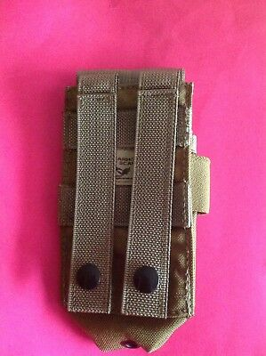 Army Ranger EAGLE INDUSTRIES Brand New Double Stack M 4 Magazine Pouch Up To 27