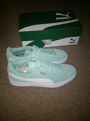 Puma SUEDE CLASSIC! MINT! Only Size 7.5 US Womens Left! Free Shipping! 3ff23ff99
