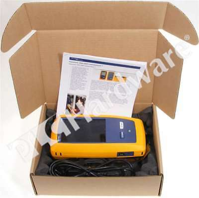 Fluke Networks DSX-5000 Versiv Network Cable Analyzer Main Unit
