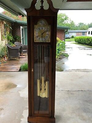 Howard-Miller-Grandfather Clock-Chateau 610-520
