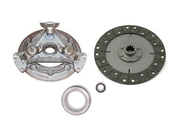 "Clutch Kit John Deere 1010, 2010 Tractor 10"" Single Clutch Kit AT16053 AM2575T"
