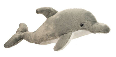 "Dash The Dolphin 23"" Plush Soft Stuffed Animal Toy By Douglas  Brand New"