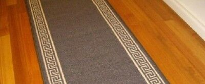 Hallway Runner Hall Runner Rug Modern Grey 6 Metres Long We Can Cut To Size 580
