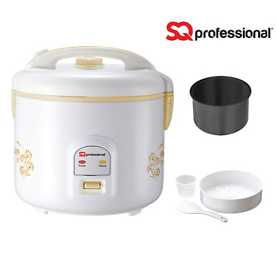 2.8L Non Stick Automatic Electric Rice Cooker Steamer Pot Warmer Warm Cook 1000W