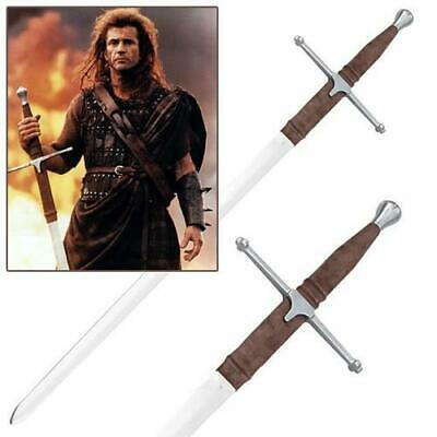 NEW War Sword William Wallace Braveheart Movie Sword Replica