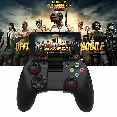 Wireless Bluetooth Remote Phone Gaming Controller Joypad for Android IOS PC PUBG