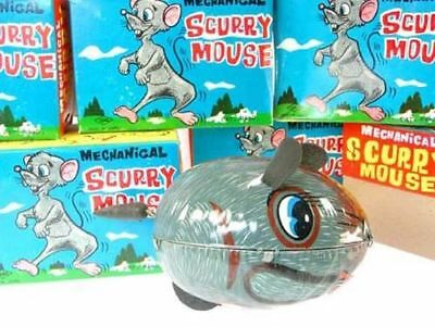"""Scurry Mouse, YONE """"Made in Japan"""" 60ér Jahre"""