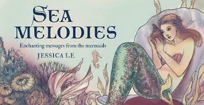 Sea Melodies: Enchanting messages from the mermaids by Jessica Le (English) Pape