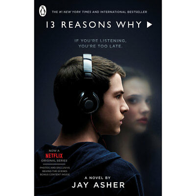 13 Reasons Why by Jay Asher (Paperback), Fiction Books, Brand New