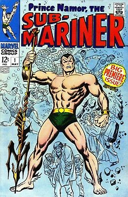 Marvel Sub-Mariner Collection 150+ Comics From 1968-1995