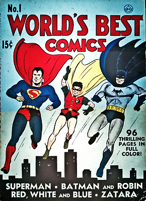 World's Finest Comics Complete Digital Collection Of 300+ Issueson Dvd