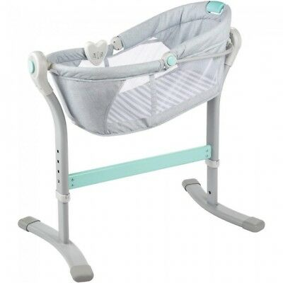 Summer Infant By Your Bed Sleeper - Grey - New