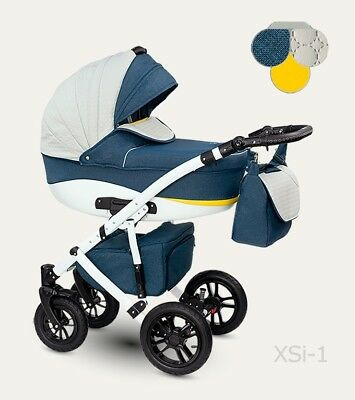 CAMARELO Sirion 3in1 Stroller Pushchair Sport seat FREE SHIPPING
