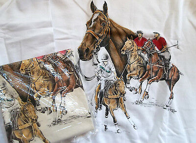 Polo Sport Horse Sweatshirt & T-shirt Set  Large ( 42 ~ 44 )