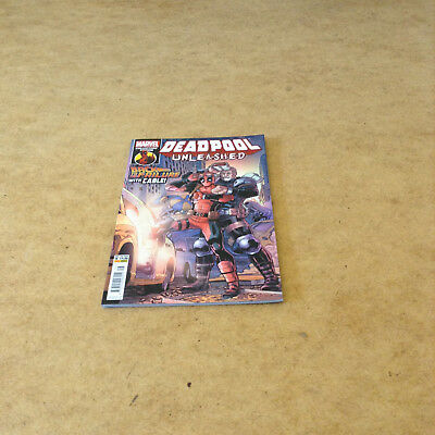 Marvel Collector's Edition Deadpool Unleashed Issue 16 25/07/2018 New & Unread