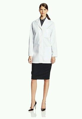 "Cherokee Women's Workwear Long Sleeve Chest Pockets 32"" Lab Coat. 1462"