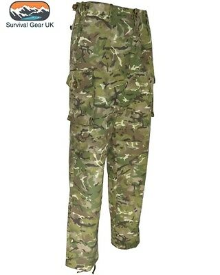 """S95 TROUSERS BRITISH BTP COMBAT RIPSTOP TACTICAL ARMY PATROL  / 26""""- 46"""" Waist"""