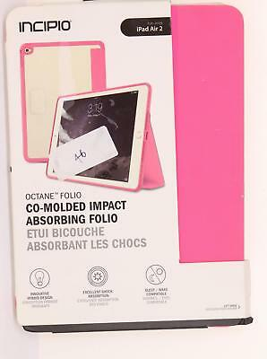 on sale b614b 6dbe6 NEW INCIPIO OCTANE Folio Case/Cover For iPad Air 2 NEON PINK