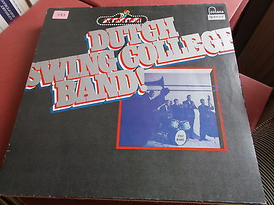 Dutch Swing College Band: Attention: Vinyl Lp: Fontana Special