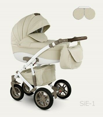 CAMARELO SirionECO 2in1 Stroller Pushchair Sport seat FREE SHIPPING