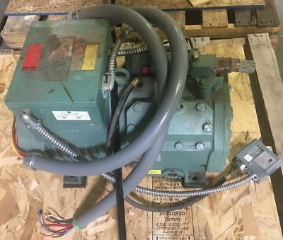 BITZER TYPE 4C2067SL-2NU 10 HP 3 PH 60 Hz SEMI-HERMETIC COMPRESSOR |010-1911511